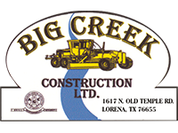 Big CReek Construction